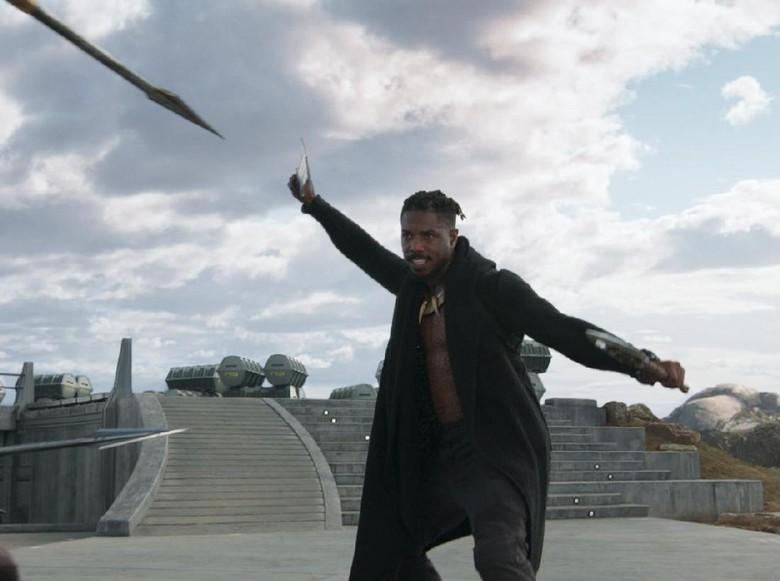 Peran di Black Panther Buat Michael B Jordan Jalani Terapi