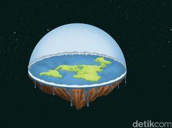 Bumi Datar vs Bumi Berongga vs Bumi Donat