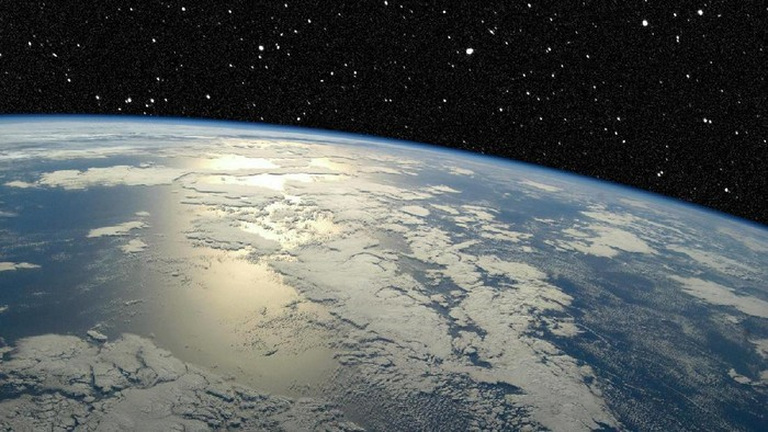 Ilustrasi Bumi. Foto: Internet