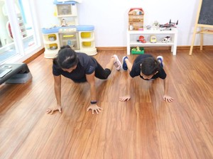 Yuk, Maksimalkan Perkembangan Otak Anak dengan Olahraga