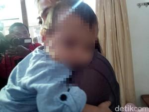Menemui Baby J, Bayi yang Disiksa Ibunya di Bali