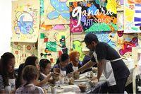 Berakhir Pekan Menikmati Seni di Art Jakarta 2017
