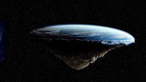Legenda Tinju Dunia Yakin Bumi Datar dan NASA Pakai Gambar CGI