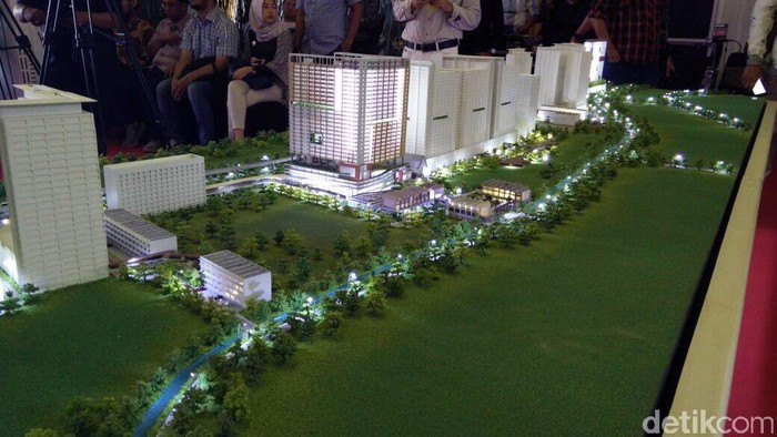 PT Adhi Karya menghadirkan Royal Sentul Park. Kunian berkonsep Transit Oriented Development (TOD) ini terintegrasi dengan Light Rail Transit (LRT).