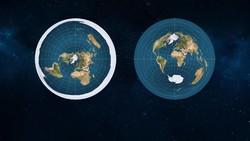 Penganut Bumi Datar Insaf Setelah Gabung Angkatan Laut
