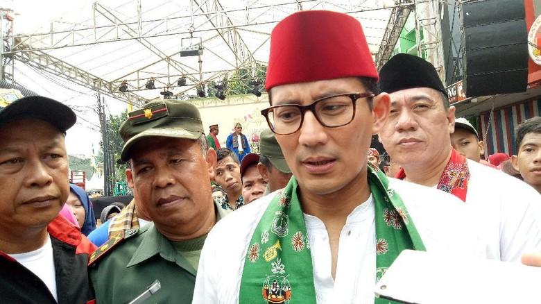 Prabowo Titip Tiga Pesan ke Sandiaga, Ini Isinya