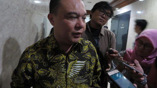 Buat Poros Baru, Gerindra Sodorkan Nama Anggota BPK Achsanul Qosasi