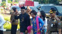 Ada Jokowi, Pengunjung Lebaran Betawi di Setu Babakan Membludak