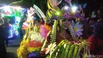 Kediri Nite Carnival Tandai Hari Jadi Kota Kediri ke-1138