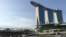 Bersih-bersih Corona, 70 Masjid di Singapura Tak Gelar Sholat Jumat