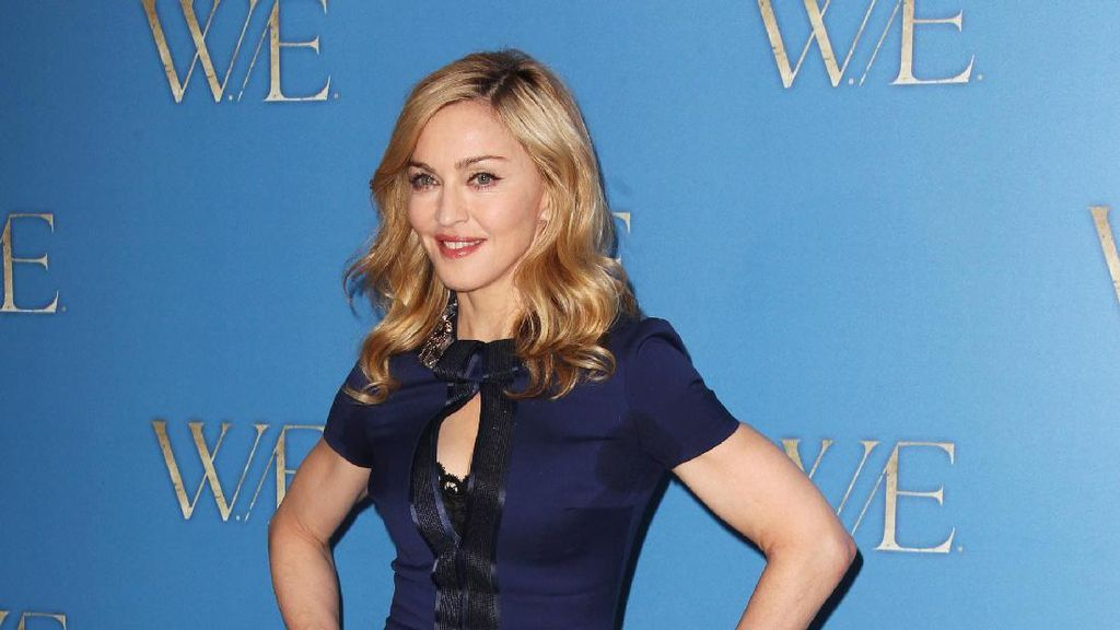 Pesan Madonna buat sang Buah Hati untuk Jaga Kesehatan Kulit