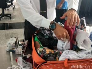 Jamu dan Obat Kuat Jemaah dalam Jumlah Besar Picu Masalah di Bandara
