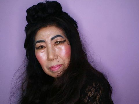 Jadi Blogger Kecantikan, Nenek 71 Tahun Asal Korea Selatan Pukau Netizen