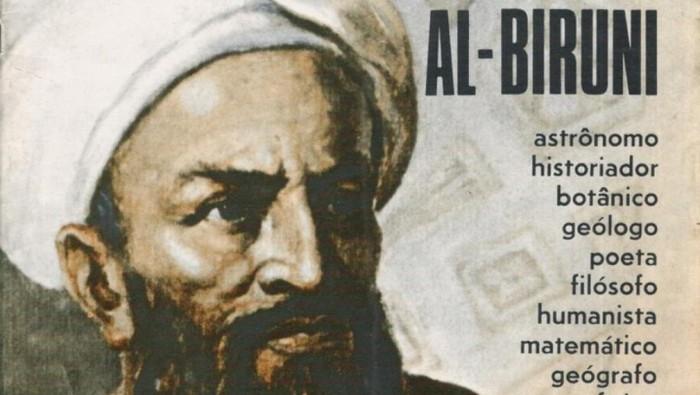 Al-Biruni yang mengukur bulatnya Bumi (Twitter)