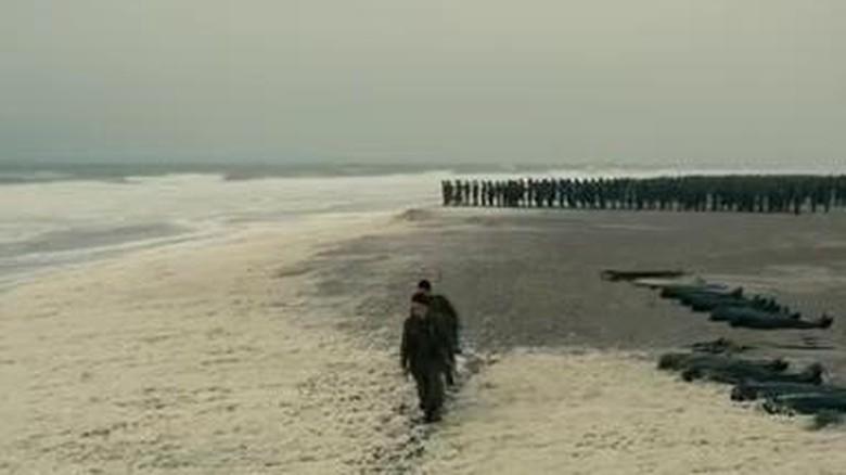 Foto: Adegan film Dunkirk (Youtube/Warner Bros)