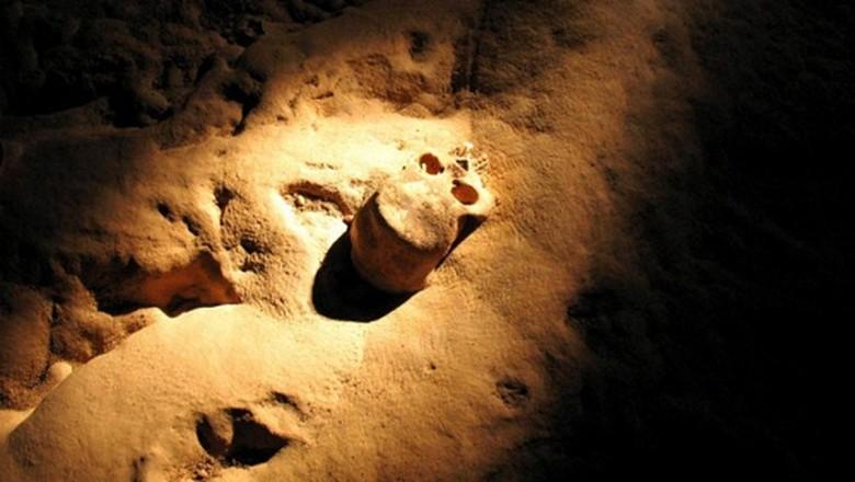 Pintu neraka Suku Maya di Belize