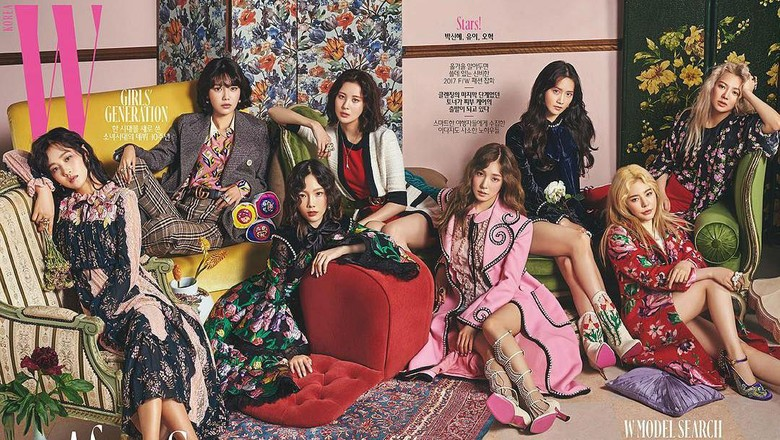 Hot News! 3 Member SNSD Tak Perpanjang Kontrak dengan SM Entertainment