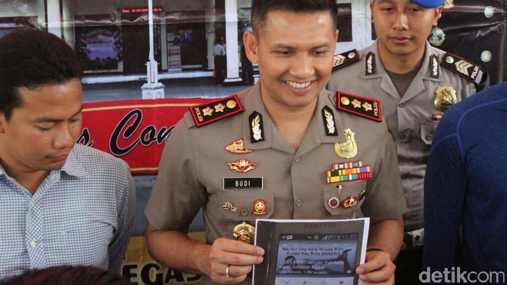 Polisi Bebaskan 9 Pria yang Ditangkap di Pemandian Songgoriti