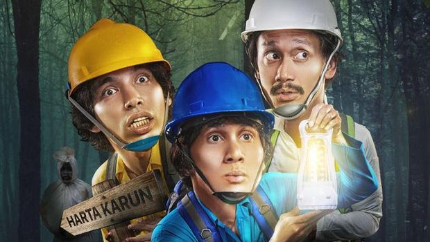 Trailer 'Warkop DKI Reborn 2', 'Cewek Baru' Andhika Mahesa