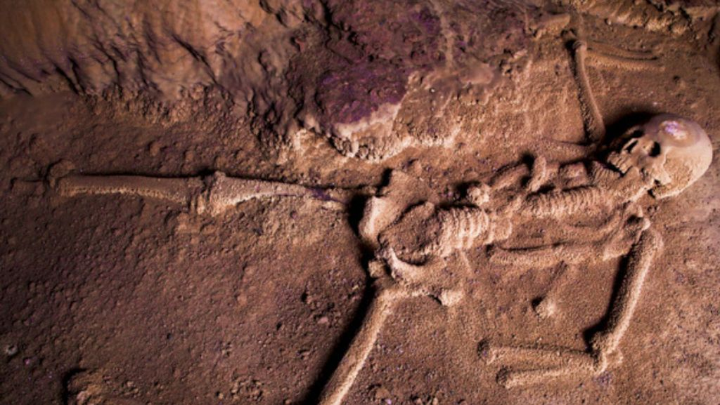 Foto: Pintu ke Neraka Suku Maya