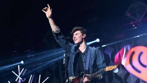Dikabarkan Bakal Konser, Shawn Mendes: Aku Cinta Kamu!