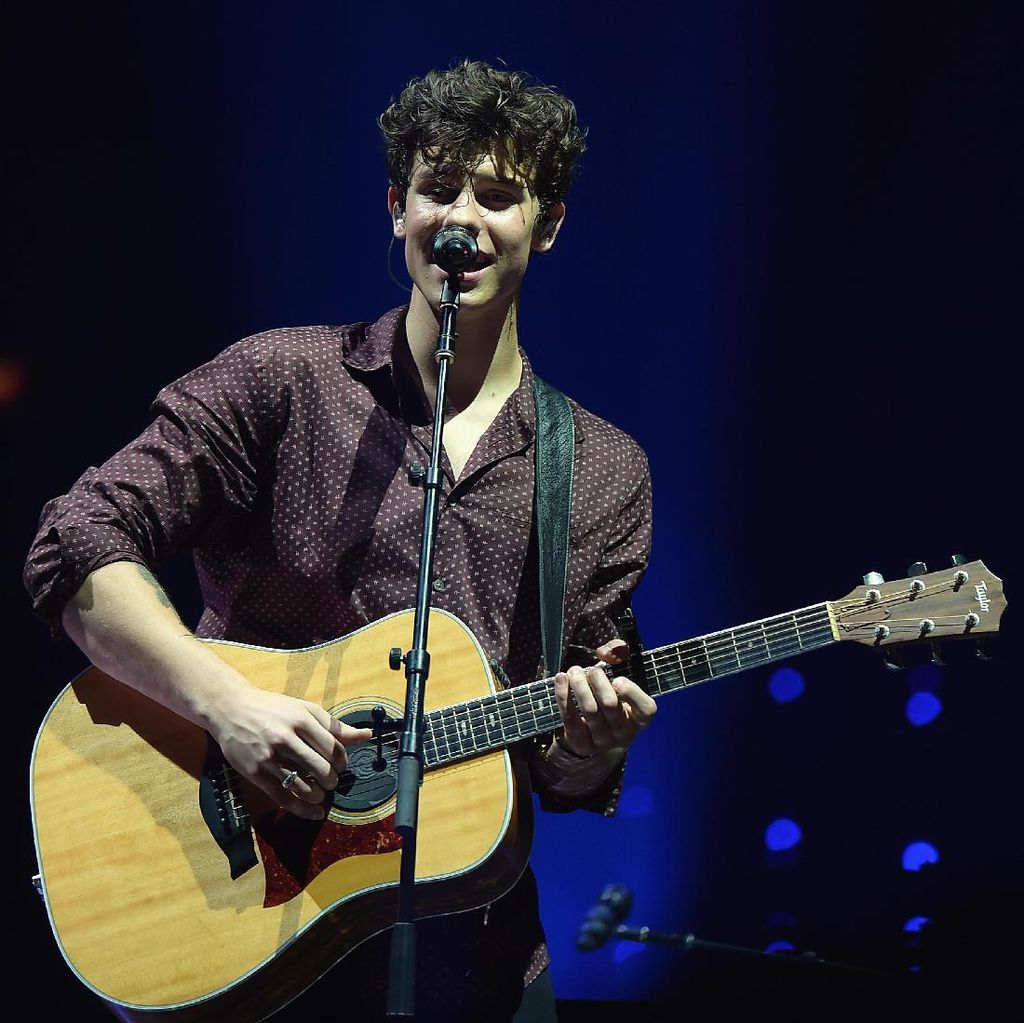 Shawn Mendes Tak Menyangka Raih Nominasi Grammy 2019