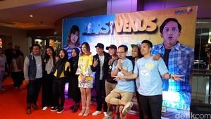 Kemeriahan Premiere dan Meet and Greet Bareng Cast Mars Met Venus di Bandung