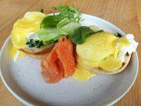 Ini <i>Egg Benedict</i> dari Tiga Kafe di Kawasan Senopati, Mana yang Enak?