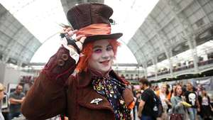 Parade Selebriti di Comic-Con 2015