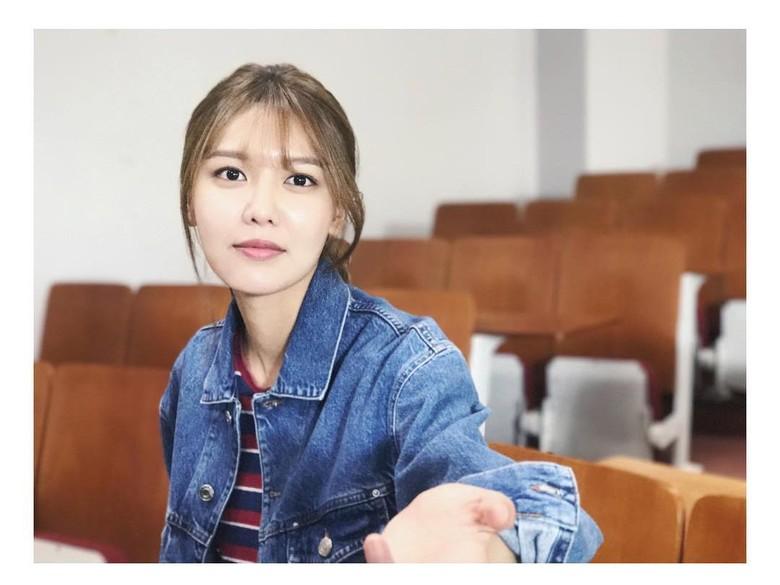 Yay! Sooyoung SNSD Segera Debut Solo