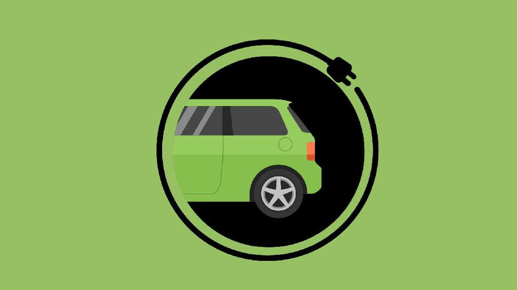 Mau Jadi Raja Mobil Listrik, RI Gandeng Perusahaan Korsel