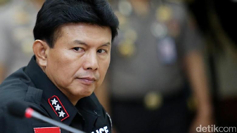 Polisi Masih Selidiki Pidana Pembakaran Bendera Berkalimat Tauhid