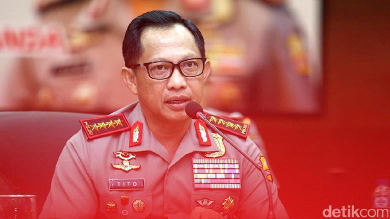 Kapolri Sebut Pengungkapan 1 Ton Sabu Terbesar se-Asia Tenggara