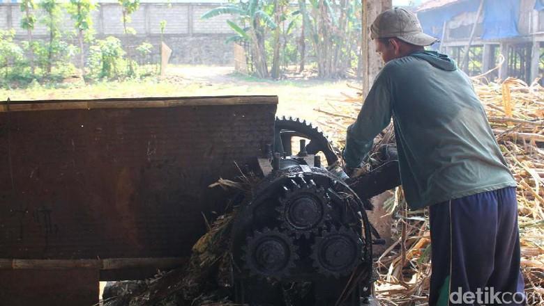 Industri Gula Tumbu di Jepara Mulai Meredup