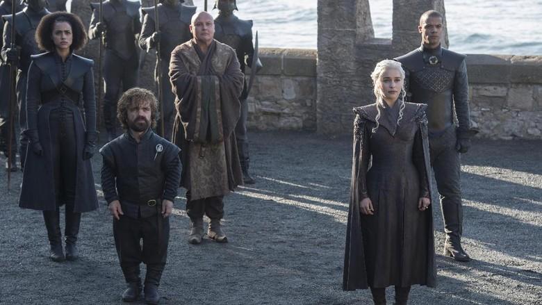 Screenshot serial Game of Thrones (HBO)