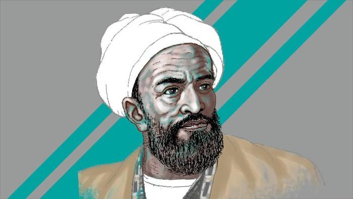 Al Biruni (Ilustrasi: Kiagus Auliansyah/detikcom)