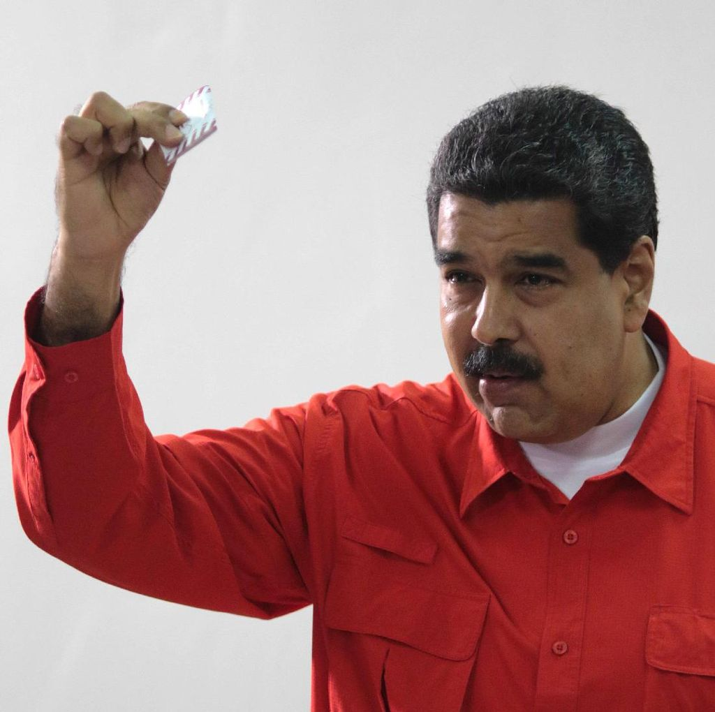 Maduro Kembali Menangi Pilpres Venezuela, Oposisi Tolak Akui