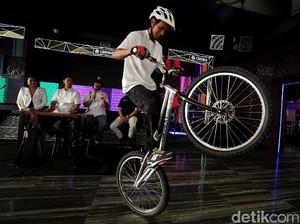 Pesepeda Dunia Danny MacAskill Siap Pukau Jakarta