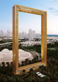Dubai Frame (dok Dubai Tourism)
