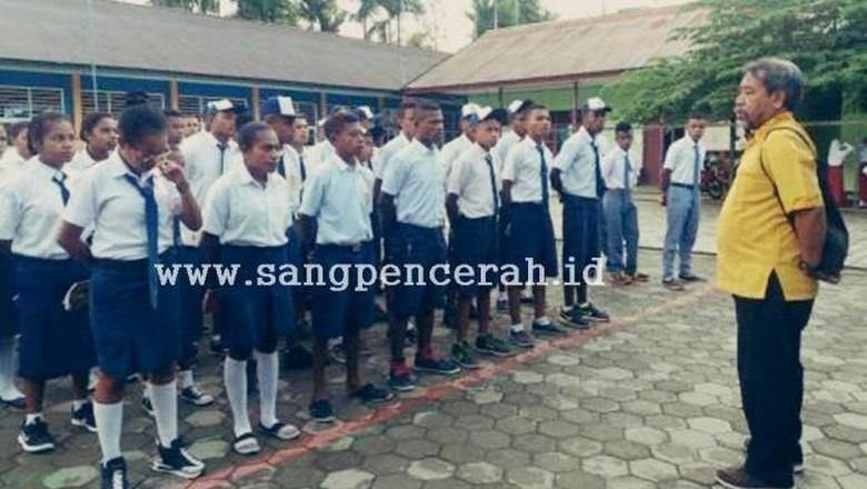 Menengok Sekolah Muhammadiyah di Serui yang Siswanya Mayoritas Kristen