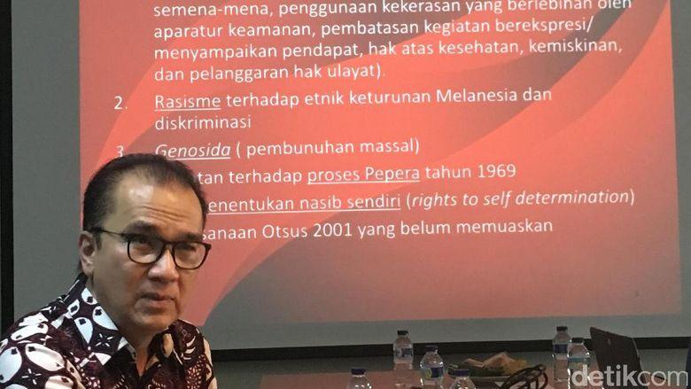 Tantowi Yahya Detail: Negara Pasifik Perlu Dirangkul Untuk Jaga Papua