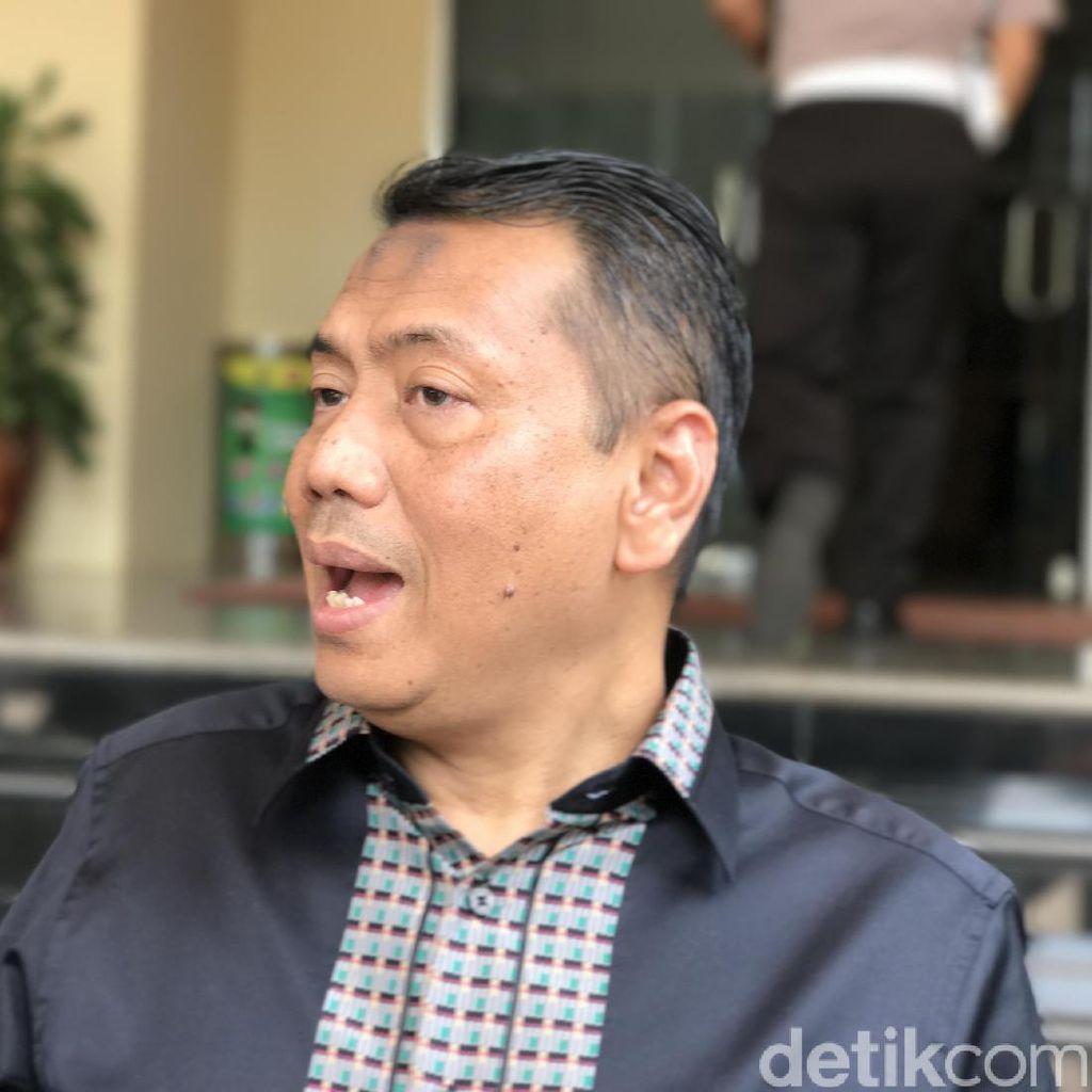Jadi Caleg PDIP, Kapitra: Saya Tetap Habib Rizieq for President