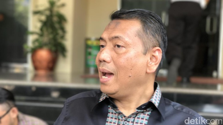 Drama Berliku Kapitra Ampera Jadi Caleg PDIP
