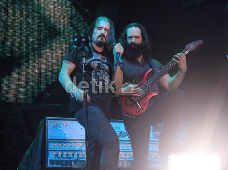 Dream Theater Bakal Hentak Yogyakarta 2 Hari