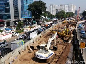 Jalur Cawang-Pancoran Ditutup, Rute Dini Hari TransJ Dialihkan