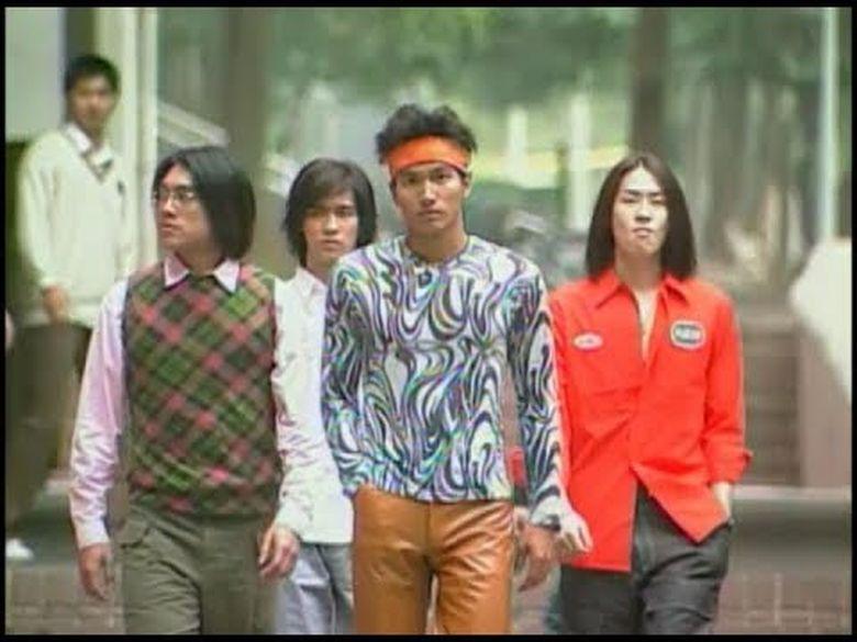 Jerry Yan hingga Vaness Wu menjadi idola lewat penampilan mereka sebagai geng F4 di serial Meteor Garden. (Dok. Ist)