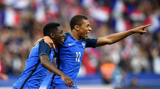 Ousmane Dembele jadi salah satu pemain yang punya nilai jual tinggi setelah kepindahan Neymar.