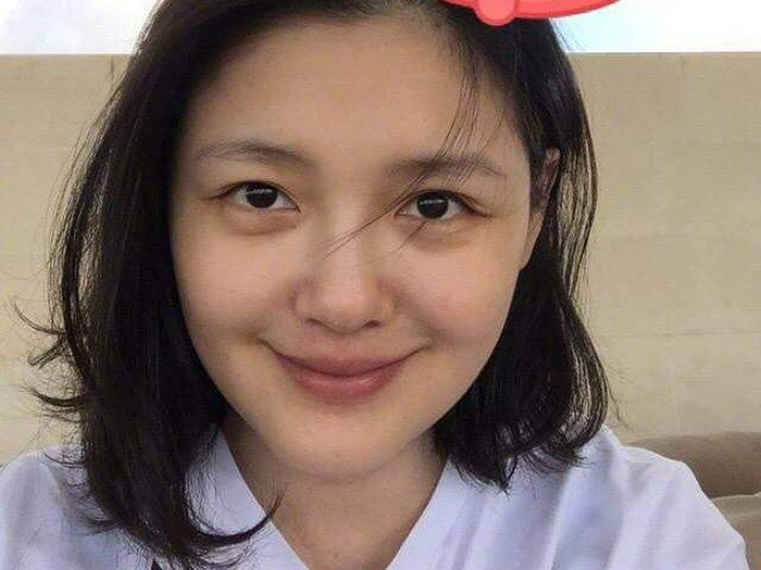 Barbie Hsu tanpa makeup