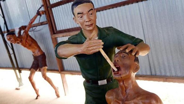 Penjara  Phu Quoc di Vietnam