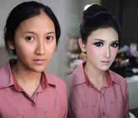 Ini Imel Vilentcia, Makeup Artist yang 'Sulap' Artis Indonesia Jadi Barbie